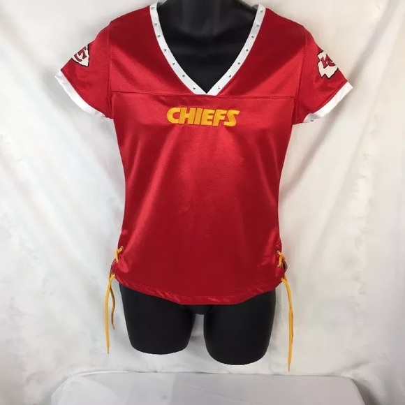 Top NFL Tops | Womens Kansas City Chiefs Shirt Red Med | Poshmark  supplier